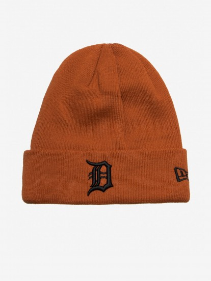 New Era League Essential Detroit Tigers Beanie