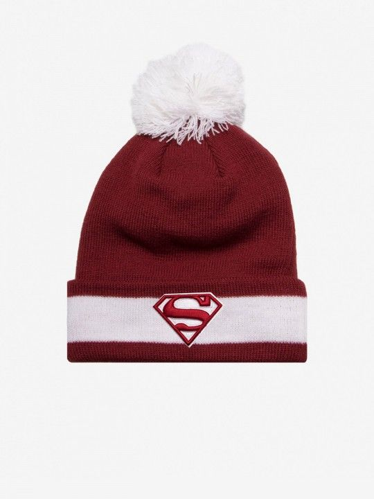 Gorro New Era Character Stripe Superman