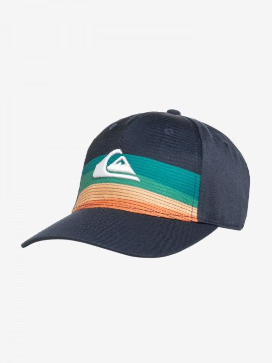 Quiksilver Block Ticker Youth Cap