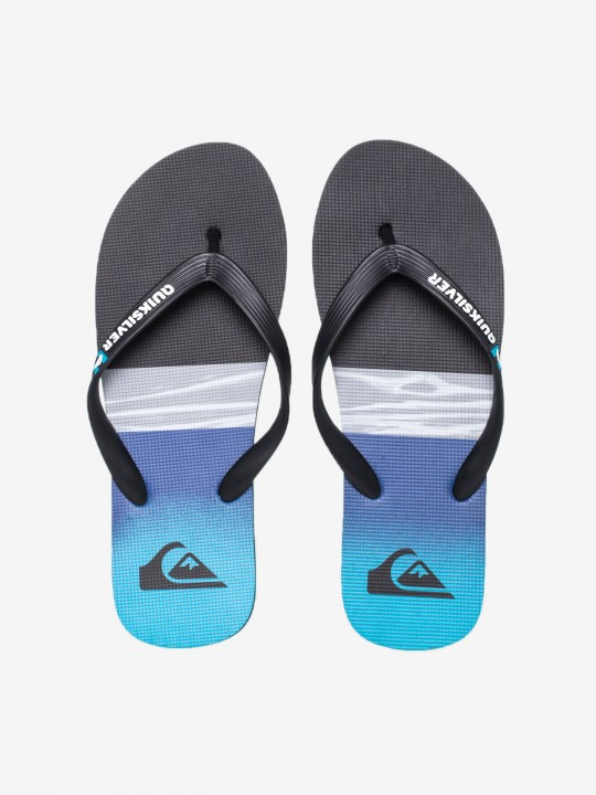 Chinelos Quiksilver Molokai Hold Down