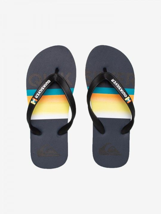 Chanclas Quiksilver Molokai Slab Youth