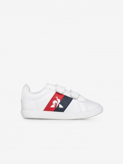 Le Coq Sportif Courtclassic Flag Inf Sneakers