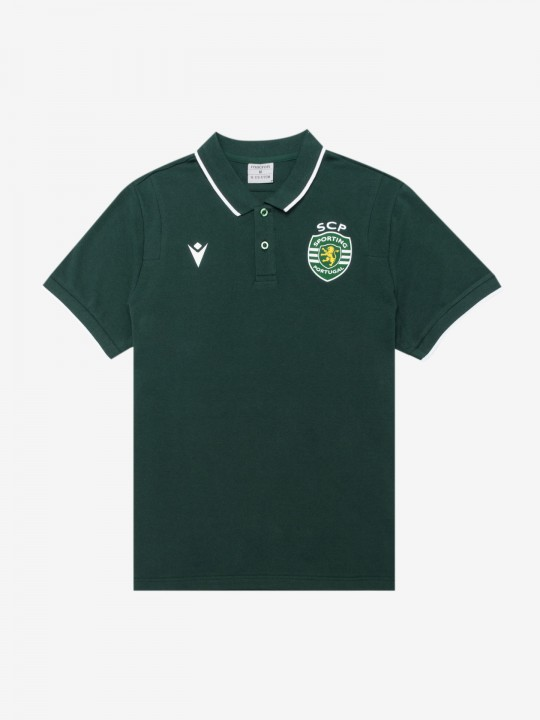 Macron Sporting C. P. EP20/21 Polo Shirt