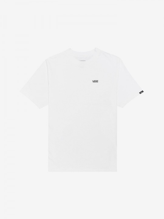 T-Shirt Vans By Left Chest