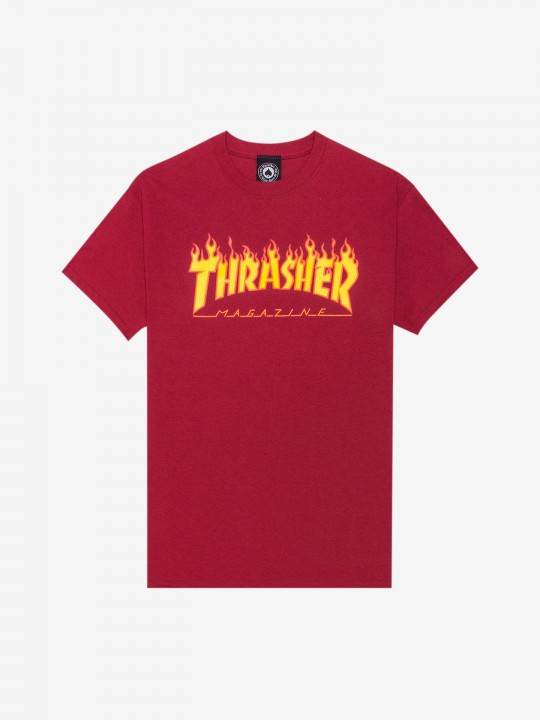 Thrasher Flame Mag T-shirt
