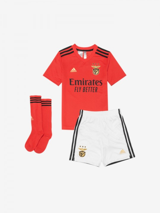 Kit Adidas S. L. Benfica Home Youth 20/21