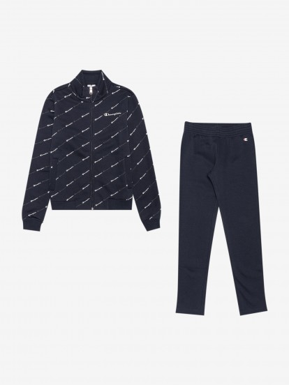 Champion Allover Tracksuit
