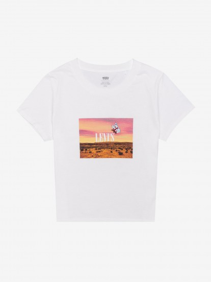 T-Shirt Levis Graphic Surf