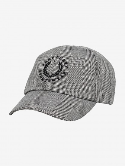 Gorra Fred Perry Prince of Wales