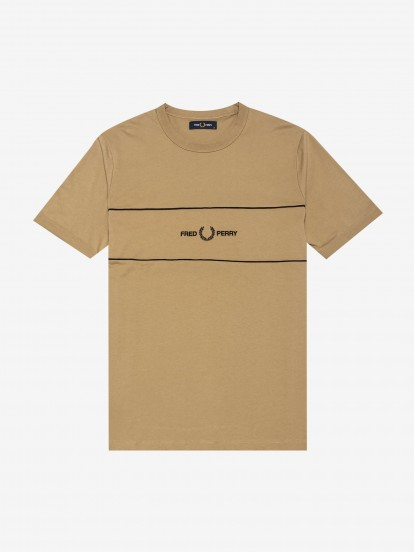 Camiseta Fred Perry Parallel