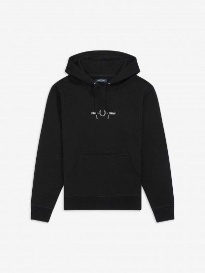 Fred Perry Embroided Logo Sweater