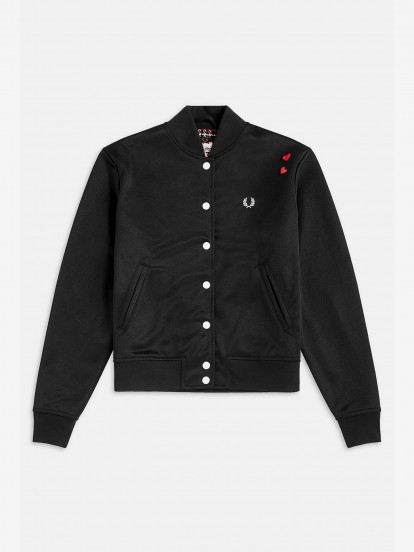 Fred Perry Amy Whinehouse Laurel Wreath Jacket