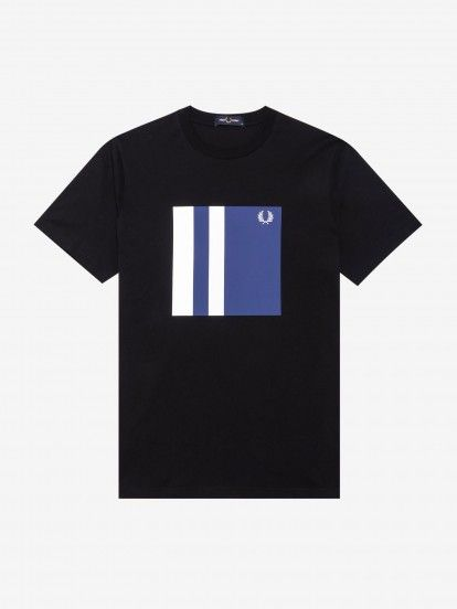 Fred Perry DNA T-shirt