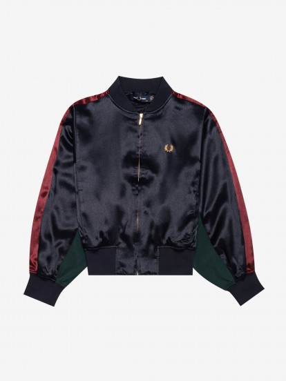 Fred Perry Contrast Panel Jacket