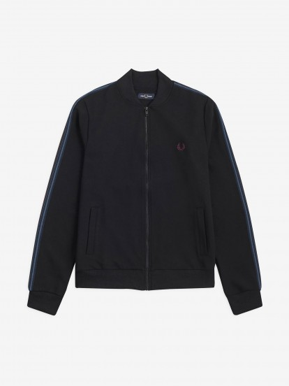 Fred Perry Track Taped Jacket