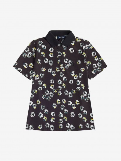 Fred Perry Floral Polo