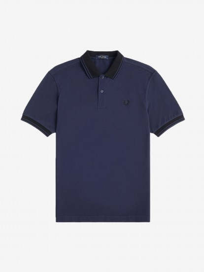 Fred Perry Contrast Polo Shirt