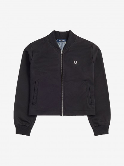 Fred Perry Floral Insert Jacket