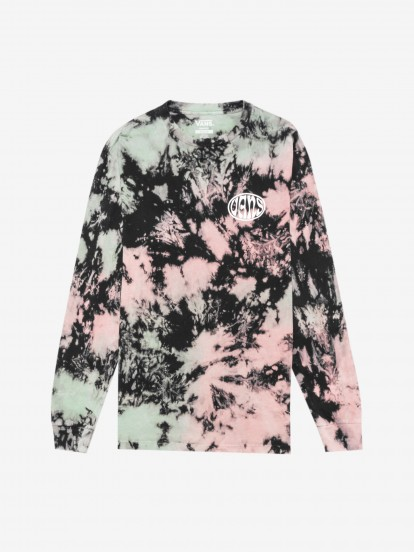 Vans Wall Slide Tie Dye Sweater