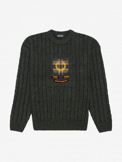 Fred Perry Wayne Sweater