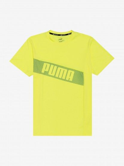Puma Train Graphics T-shirt