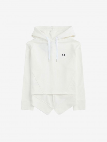 Fred Perry Fishtail Sweater