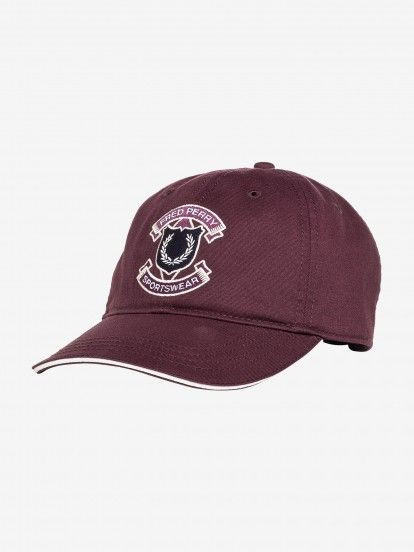 Fred Perry Shield Cap