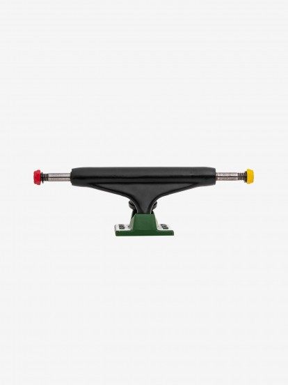 TRUCKS INDUSTRIAL BLACK RASTA 5.25""