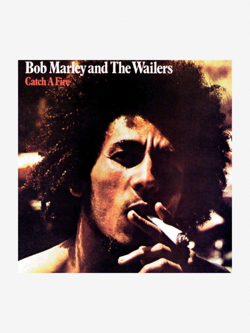 Disco de Vinilo Bob Marley and The Wailers - Catch A Fire