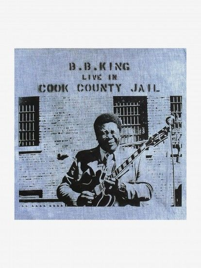 B. B. King - Live in Cook County Jail Vinyl Record