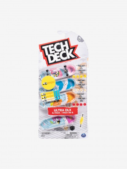 Monopatines Miniatura Fingerboards Tech Deck Enjoi