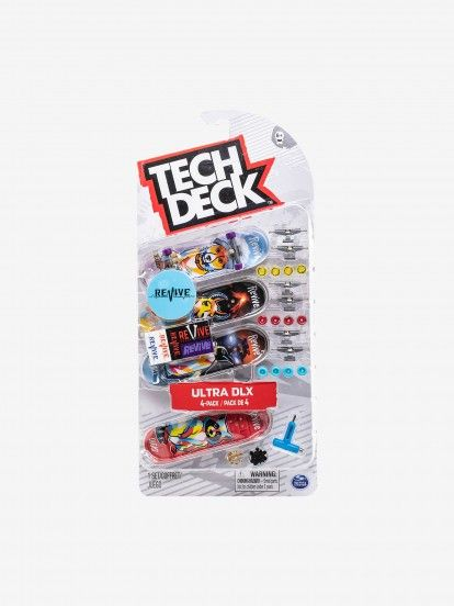 Monopatines Miniatura Fingerboards Tech Deck Ultra DLX