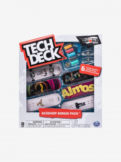 Monopatines Miniatura Fingerboards Tech Deck