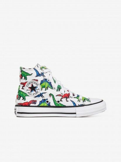 Converse Chuck Taylor All Star High Top Little Big Kids Sneakers