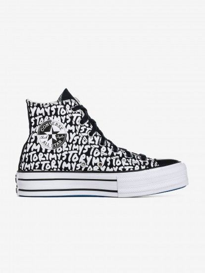 Converse Chuck Taylor All Star High top My Story Sneakers