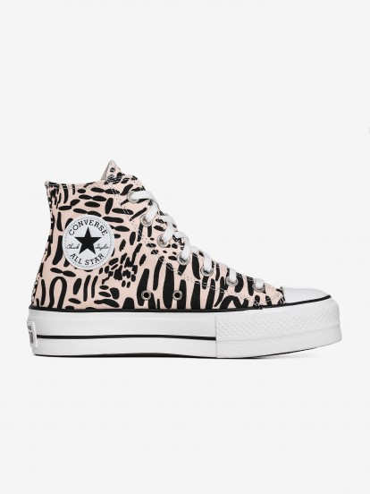 Converse Chuck Taylor All Star High Top Platform Sneakers