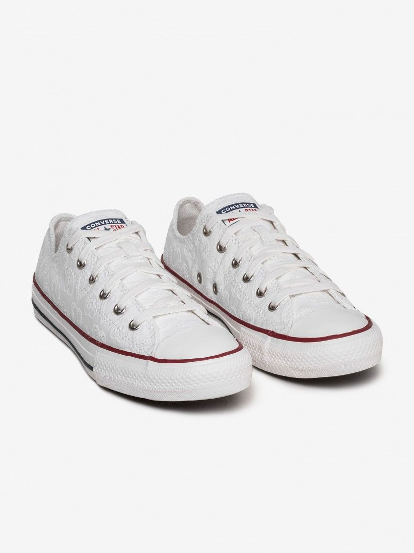 Converse Chuck Taylor All Star Low Top Love Ceremony Sneakers