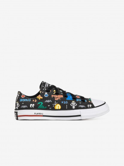 Converse Chuck Taylor All Star Low Top Little Big Kid Sneakers