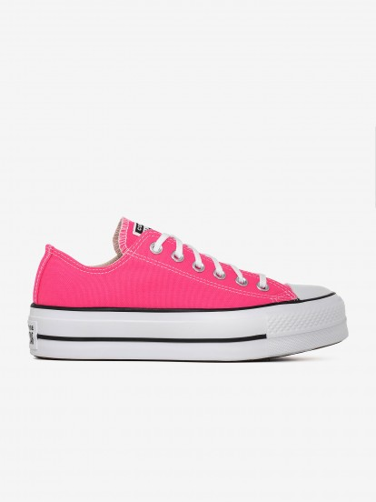 Converse Chuck Taylor All Star Low Top Lift Sneakers