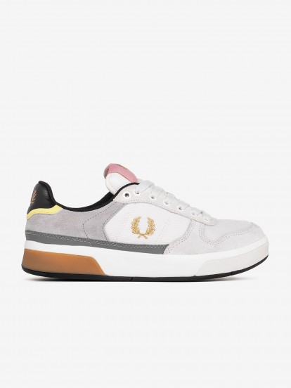 Fred Perry Color Block Sneakers