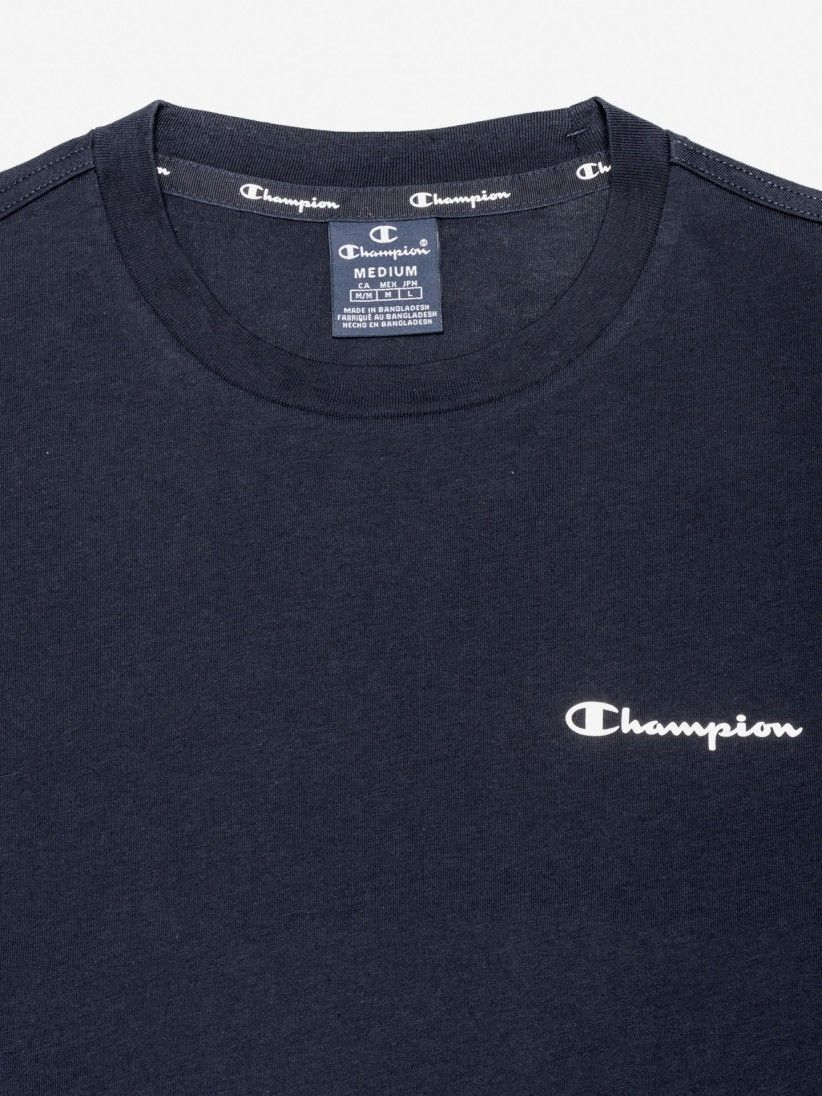Camiseta Champion Side Logo
