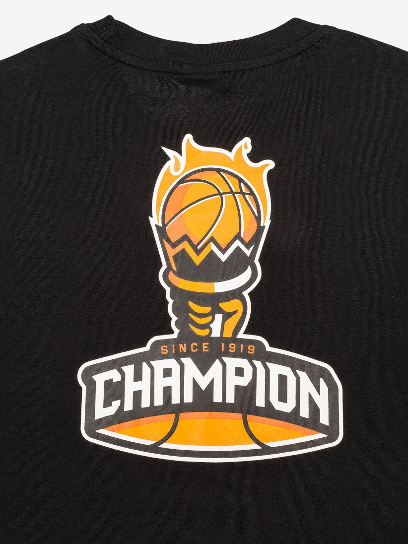 T-shirt Champion Torched