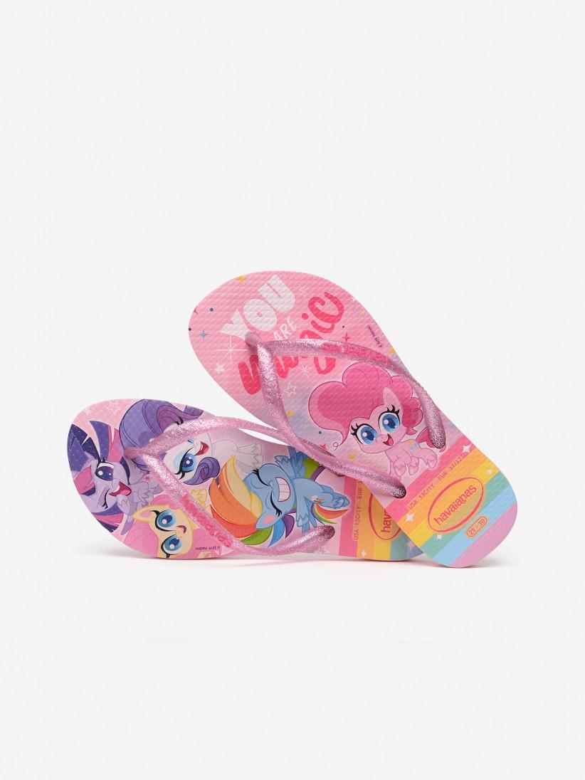 Chanclas Havaianas Kids Slim My Little Pony