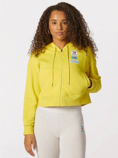 New Balance Essentials Field Day Sweater