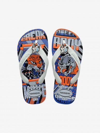 Chinelos Havaianas Kids Top Grafitti