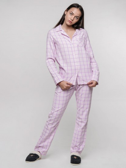 Pijama Conual Checker