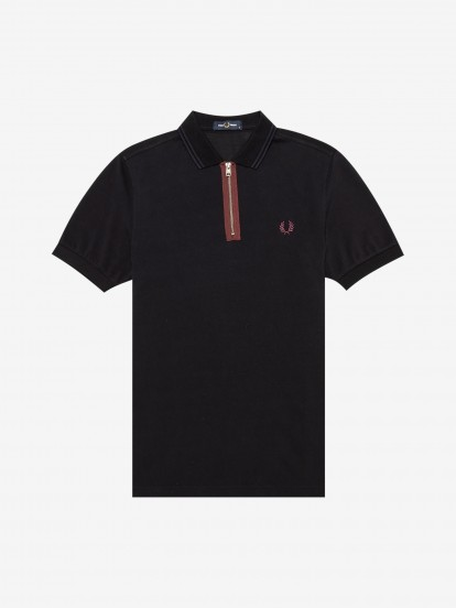 Polo Fred Perry Zip It Up