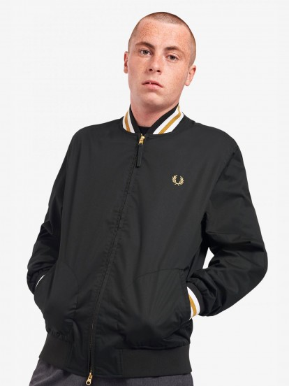 Fred Perry Blended Laurel Jacket