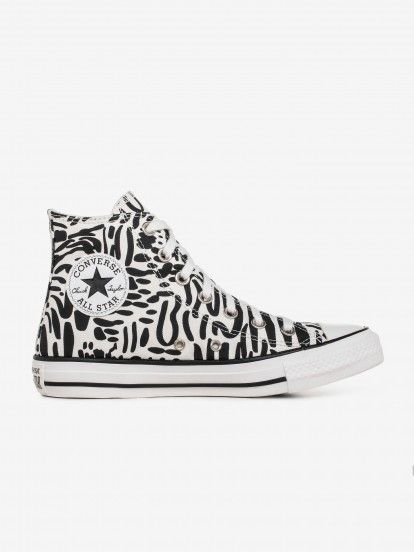 Converse Chuck Taylor All Star High Top Tundra Sneakers