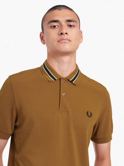 Polo Fred Perry Parallel